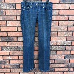 LEVI'S Low Boot Cut 545 Jeans. Excellent used cond